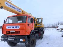 Галичанин. Автокран 25 тонн, 10 000куб. см., 21,00м.