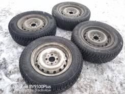 Комплект зимних колёс на дисках R13