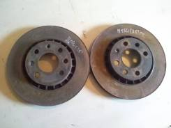 Передние тормозные диски Daewoo Nexia