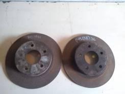 Задние тормозные диски Nissan Primera P12