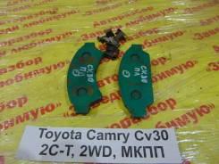 Колодки тормозные передние к-кт Toyota Camry Toyota Camry 1992.06