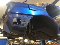 Крыло. Subaru Impreza WRX, GDA, GDB