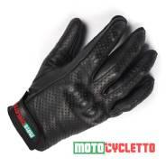 Мотоперчатки Motocycletto Classico Black