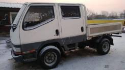 Mitsubishi Fuso Canter. Продается грузовик Mitsubishi Canter, 2 800куб. см., 1 500кг., 4x4