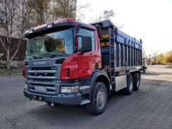 Scania P380. , 11 700куб. см., 25 500кг., 6x4