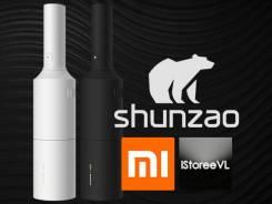 Автомобильный пылесос Xiaomi ShunZao Z1. iStore