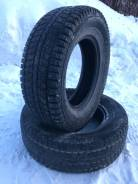 Dunlop SP Winter Ice 01. зимние, шипованные, 2011 год, б/у, износ 10%