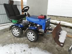 Челябинец 323. Продаётся трактор-Снегоуборшик