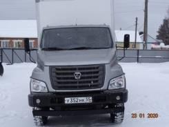 ГАЗ ГАЗон Next C41R13. Продам Газон Next термобудка, 11 111куб. см., 5 000кг., 4x2