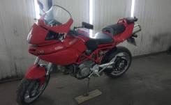 Ducati Multistrada. 1 000куб. см., исправен, птс, с пробегом