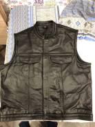 Продам жилет кожаный SOA размер 50(американский) как у Джекса Теллера