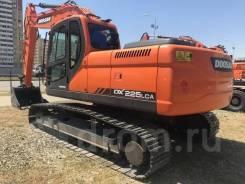 Doosan DX225 LCA, 2020
