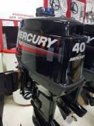 Продам лодочный мотор Mercury M40EO TMC Редуктор+Водомет