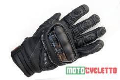 Мотоперчатки Motocycletto Estate Короткие, КОЖА, iPhone Touch