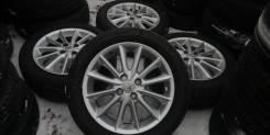 """Колёса оригинальный Тойота на Fielder, Axio. 6.0x16"""" 4x100.00 ET45 ЦО 54,1мм."""
