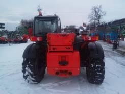 Manitou MLT-X 732, 2016