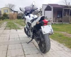 Honda NC 700X. 700куб. см., исправен, птс, с пробегом