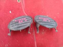 Продам заглушки в передний бампер на Nissan AD VY11