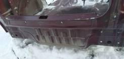 Панель кузова задняя Chevrolet Lanos