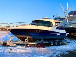 Beneteau Antares. 2013 год, длина 9,00м., двигатель подвесной, 500,00л.с., бензин
