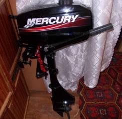 Лодочный Мотор Mercury 2,5 М