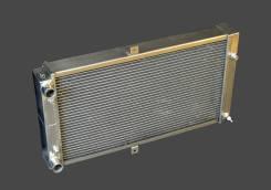 Радиатор алюминиевый ВАЗ 2112 60мм 3 слоя МТ AJS