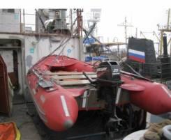Дежурная шлюпка Фаворит F-420D