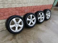 """Продам комплект колёс. 7.5x18"""" 5x114.30 ET-35 ЦО 73,0мм."""