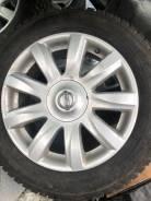"""Комплект колёс 215 60 R17. x17"""""""