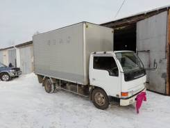 Nissan Diesel Condor. Продается грузовой фургон Nissan-condor 1991г выпуска 3-х тонник., 4 200куб. см., 3 000кг., 4x2