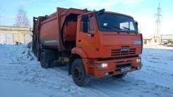 Мусоровоз МКЗ-4603 на шасси КамАЗ-53605, 2013