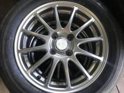 "175/65R15 Bridgestone лето диски 4x100 Eco Forme. 5.5x15"" 4x100.00 ET45"