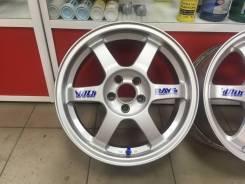 Оригинальные Кованные Rays Volk Racing TE37 Made In Japan