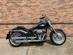Harley-Davidson Fat Boy, 2018