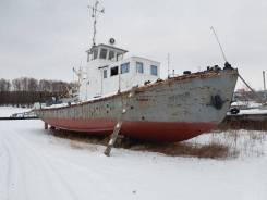 Продажа судна Бурлак-1