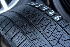 Pirelli Ice Asimmetrico. зимние, без шипов, 2014 год, б/у, износ 30%