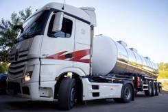 Foxtank ППЦ-25. Полуприцеп-цистерна 914922 (пищевые вещества), 24 м3, 30 000кг.