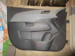 Обшивка двери передней левой Chevrolet Aveo T300