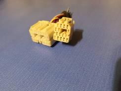 Разъемы салонной проводки Toyota Crown jzs155 2jz ge
