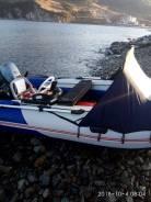 Лодка ПВХ,