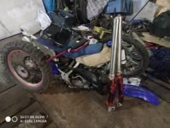 Yamaha YZ 125. 125куб. см., неисправен, без птс