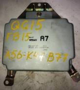 Блок управления двс. Nissan Sunny, FB15 QG15DE
