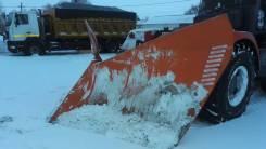 Отвал для снега (снегопах) клиновидный на трактора Кировец и на др. т