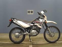 Yamaha XTZ125E, 2017