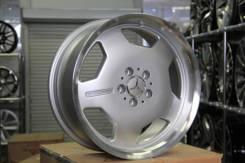 Новые разноширокие диски Mercedes AMG