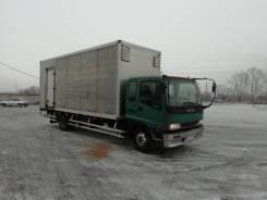 Isuzu Forward. Продам грузовой фургон 1998 г. в. будка 36.5 кубов., 7 127куб. см., 5 000кг., 4x2