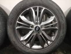 "Hyundai IX35 Tucson Creta оригинал. 6.5x17"" 5x114.30 ET51 ЦО 67,1мм."