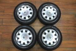 """Зимние колеса R15 для Volkswagen Golf / Skoda Octavia:. 6.0x15"""" 5x112.00 ET47 ЦО 57,1мм."""