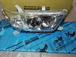 Фара правая Toyota Highlander 2