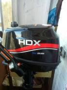 Мотор лодочный HDX5 ( 4 такт. )